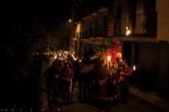 Diada Nacional: marxa de torxes de Ripoll