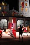 Mercadal del Comte Guifré de Ripoll de nit