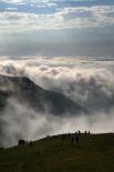 Ripollès: paisatge i meteorologia (juny-juliol 2011) Paisatge des del cim del Taga. Foto: Guifré Miquel
