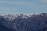Ripollès: meteorologia (setembre i octubre 2011) Nevada al Pirineu (8 d'octubre). Foto: Josep Maria Costa