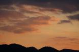 Ripollès: meteorologia (setembre i octubre 2011) Capvespre a Ripoll (19 d'octubre). Foto: Arnau Urgell