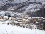 Nevada del 28 i 29 de gener Tou de neu a Molló. Foto: Marcel Urgell