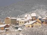 Nevada del 28 i 29 de gener Neu a Planoles (diumenge). Foto: Maria Perpinyà