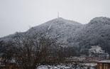 Nevada del 28 i 29 de gener El Catllar de Ripoll blanc. Foto: Mercè Mauri
