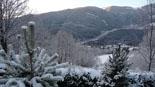 Nevada del 28 i 29 de gener Planoles nevat. Foto: Jordi CAmpos