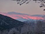 Nevada del 28 i 29 de gener Puigllança i Tossa d'Alp. Foto: Jordi Campos