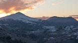Nevada del 28 i 29 de gener Taga i Sant Amanç. Foto: Jordi Campos