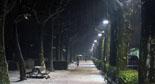 Nevada del 28 i 29 de gener Nova nevada a Ribes dissabte a la nit. Foto: Laia Deler