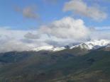 Primera gran nevada a les muntanyes La collada de Toses des del coll de Jou. Foto: Josep Manuel Mercader/Meteoribes