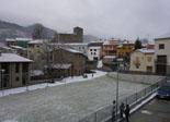 Nevada del 15 de gener Enfarinada a Vallfogona. Foto: Ajuntament de Vallfogona de Ripollès