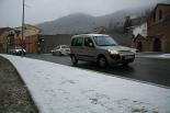 Nevada del 15 de gener Enfarinada a Ripoll. Foto: Arnau Urgell