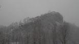 Nevada del 15 de gener La Roca nevat. Foto: Valldecamprodontv.com