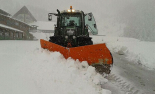 Nevada del 27-28 d'abril Gran nevada a Vallter 2000 (dissabte). Foto: Dani Rigat