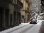 Nevada del 4 de febrer La nevada a Ribes de Freser. Foto: Laia Deler
