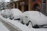 Nevada del 7 i el 8 de març Sant Joan nevat (15:30). Foto: Steve Cedar