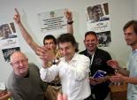 Nit electoral a Ripoll