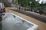 Inauguració del parc de la Muralla de Sant Joan