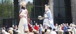 Sant Eudald 2010: sardana d'honor