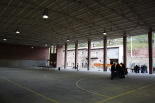 Inauguració coberta pista d'Ogassa