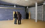 Recta final obres nou pavelló de Ripoll