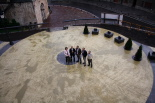 Inauguració de la plaça de l'Om de Llanars