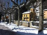L'endemà de la gran nevada L'endemà de la nevada a Ribes. Foto: Laia Deler