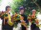 Festa major de Campdevànol. Proclamació de la pubilla i l'hereu