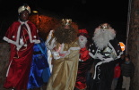 Els Reis d'Orient a Campelles