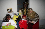 Els Reis a la Ral i a Sant Pau