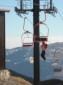 Ripollès 2008: Un any en cinquanta imatges Accident al telecadira de Vallter 2000 (Setcases, 21 de gener)