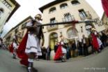 El 2009 al Ripollès, en 100 imatges Els armats de Setmana Santa (Campdevànol, 10 d'abril) Foto: Arnau Birba