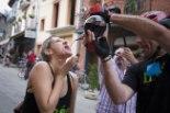 El 2009 al Ripollès, en 100 imatges La disbauxa de la Festa del Roser (Molló, 12 de juliol) Foto: Adrià Costa