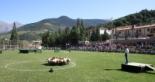 El 2009 al Ripollès, en 100 imatges José Maria Pleguezuelos torna a guanyar el concurs de gossos d'atura (Ribes de Freser, 6 de setembre) Foto: Arnau Urgell