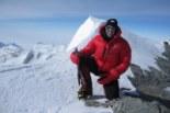 El 2009 al Ripollès, en 100 imatges Albert Bosch assoleix el Vinson, el seu sisè \