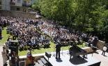 L'any 2010 en 100 imatges El president José Montilla inaugura el Palmàs de Sant Joan. Foto: Arnau Urgell