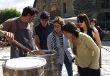 L'any 2010 en 100 imatges Pardines celebra una nova edició de la Fira de la Cervesa Artesana. Foto: Xevi Mas