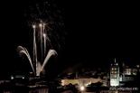 Resum 2011 Castell de focs de la Festa Major de Sant Eudald. Foto: Rastres (Gerard Garcia i Raül Duque)