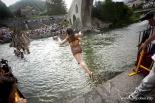 Resum 2011 Remullada a la Festa Major de Sant Patllari de Camprodon. Foto: Adrià Costa
