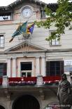 Resum 2011 Un Ripoll florit se suma al front municipal independentista. Foto: Arnau Urgell