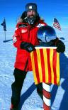 El 2012 al Ripollès, en 125 imatges Albert Bosch al pol sud. Foto: Albert Bosch