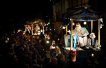 El 2012 al Ripollès, en 125 imatges Els Reis a Camprodon. Foto: Rastres (Gerard Garcia i Raül Duque)