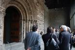 El 2012 al Ripollès, en 125 imatges Objectiu: portalada del Monestir de Ripoll Patrimoni de la Humanitat. Foto: Arnau Urgell