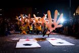 El 2012 al Ripollès, en 125 imatges Carnestoltes a Ripoll. Foto: Rastres (Gerard Garcia i Raül Duque)