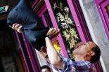 El 2012 al Ripollès, en 125 imatges I Concurs de Beure en Bóta en el marc de Sant Eudald. Foto: Arnau Urgell