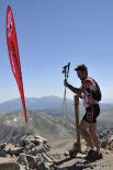 El 2012 al Ripollès, en 125 imatges Arnau Julià guanya la Ultratrail de l'Emmona. Foto: Marc Cargol