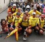 El 2012 al Ripollès, en 125 imatges L'AE Sant Grau-GEC porta la Flama des del Canigó a Campdevànol. Foto: Arnau Urgell