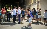 El 2012 al Ripollès, en 125 imatges Incidents després del ple de l'skate de Campdevànol. Foto: Arnau Urgell