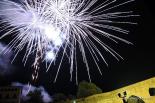 El 2012 al Ripollès, en 125 imatges Castell de focs de la Festa Major de Sant Joan de les Abadesses. Foto: Marc Cargol