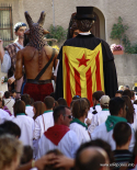 El 2012 al Ripollès, en 125 imatges Cercavila de la Festa Major de Campdevànol. Foto: Arnau Urgell