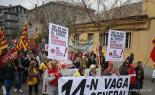 El 2012 al Ripollès, en 125 imatges Manifestació de la vaga general del 14 de novembre. Foto: Arnau Urgell
